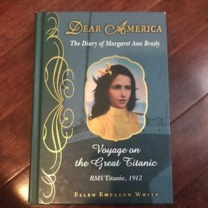 Dear America: Voyage on the Great Titanic Book